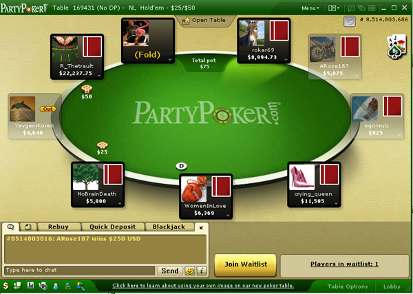Party poker freerolls without deposit no deposit mobile bingo and slots